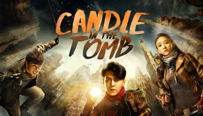 Drama China Candle in the Tomb (2016) Subtitle Indonesia