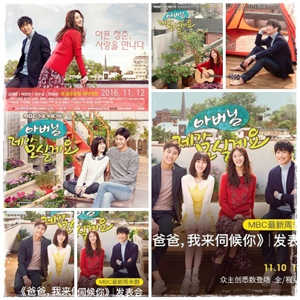 Drama Korea Father I'll Take Care of You (2016) Subtitle Indonesia