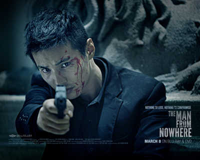 Film Korea The Man From Nowhere (2010) Subtitle Indonesia