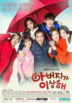 Drama Korea Father Is Strange Subtitle Indonesia
