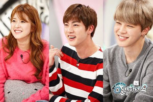 Hello Counselor Episode 316 BTS Subtitle Indonesia