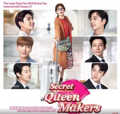 Download Drama Korea Secret Queen Makers (2018) Subtitle Indonesia